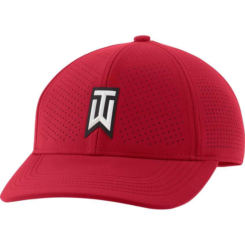 TW Aerobill Heritage 86 Performance Cap Gym Red - SS21