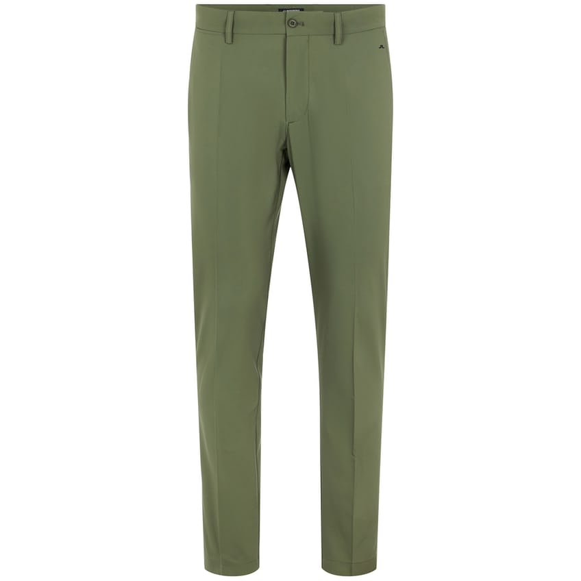 Elof Light Poly Stretch Recycled Pants Thyme Green - SS21