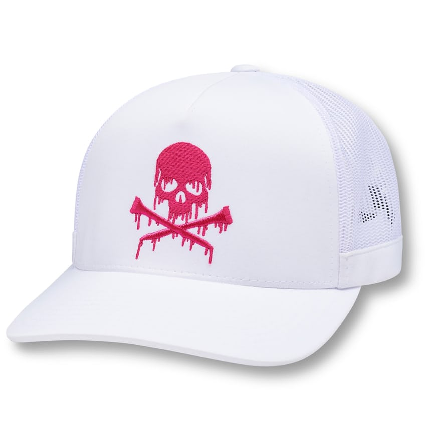 Dripping Skull & T's Trucker Snow - SS21