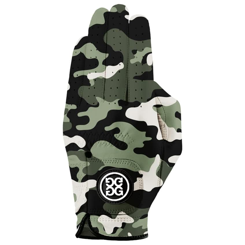 Limited Edition Camo Left Glove Olive - SS21
