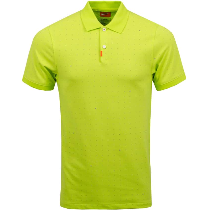 The Golf Slim Space Dot Polo Cyber - SS21