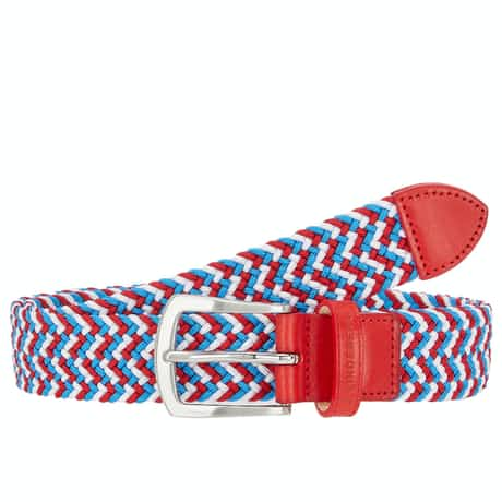 Hatcher Elastic Triple Deep Red - SS19
