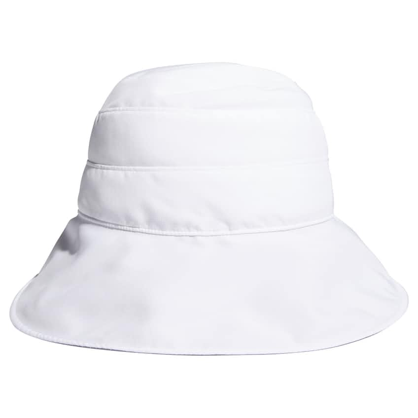 Womens UPF Bucket Hat White - SS21
