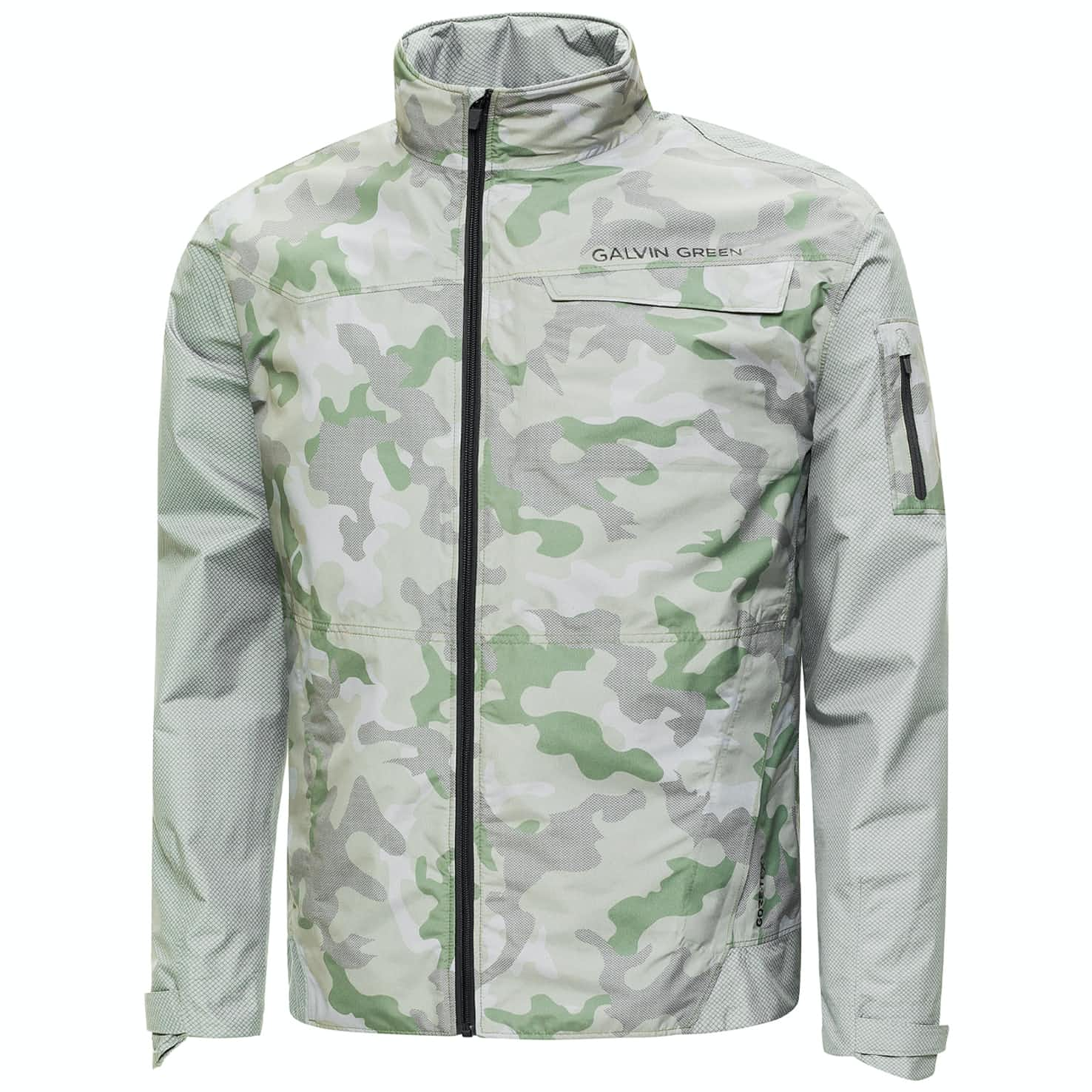 Edge Captain Green Gore-Tex Jacket Camo - SS19