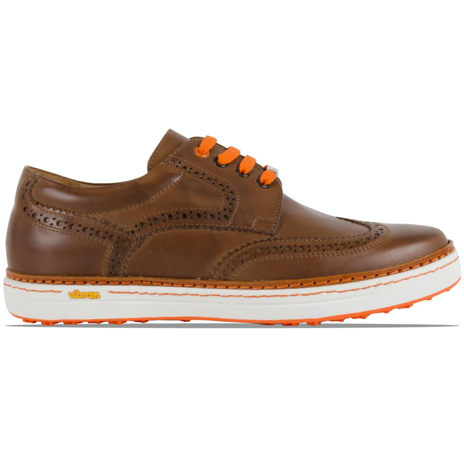 Club Brogue Brown