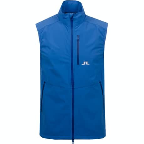 J.Lindeberg Adapt Performance Vest Work Blue - SS19