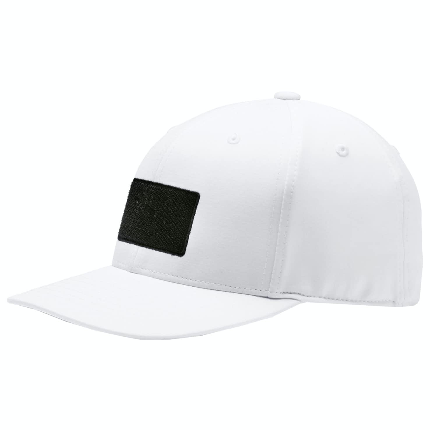 Utility Patch 110 Snapback Cap Bright White - 2020