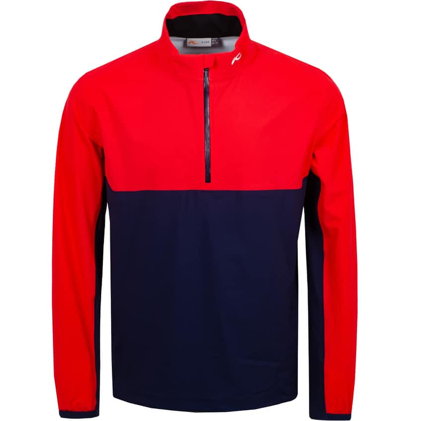 Dexter 2.5L Half Zip Jacket Cosmic Red/Atlanta Blue - SS21