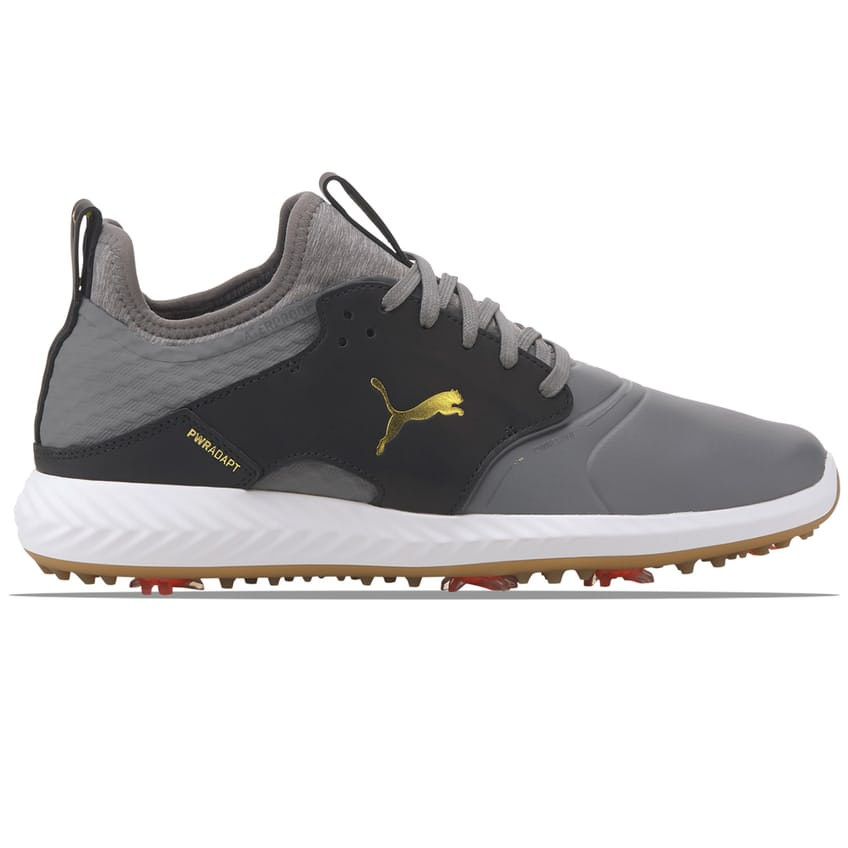 IGNITE PWRADAPT Caged Crafted Quiet Shade/Black/Team Gold - SS21