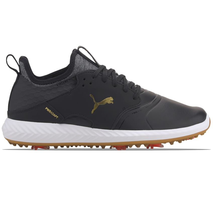 IGNITE PWRADAPT Caged Crafted Black/Black/Team Gold - SS21