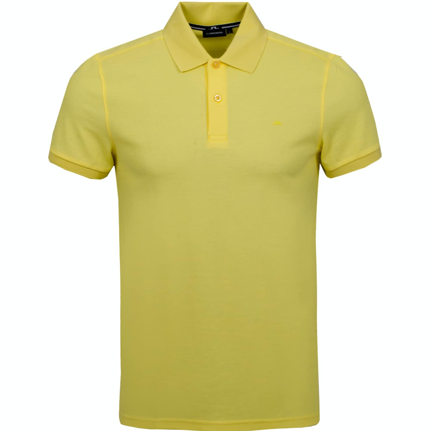 Troy Clean Pique Butter Yellow - SS19