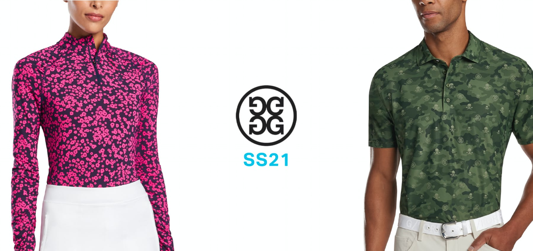 G/FORE SS21: Resilient Colour