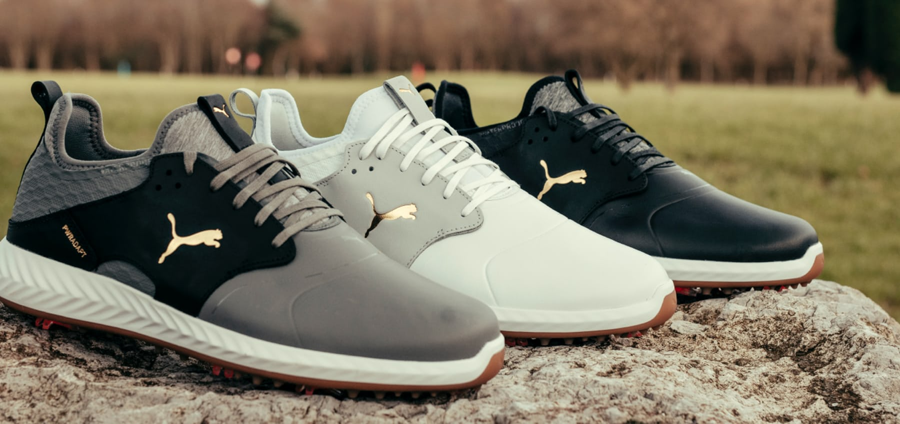 Puma IGNITE PWRADAPT Caged Crafted Shoes