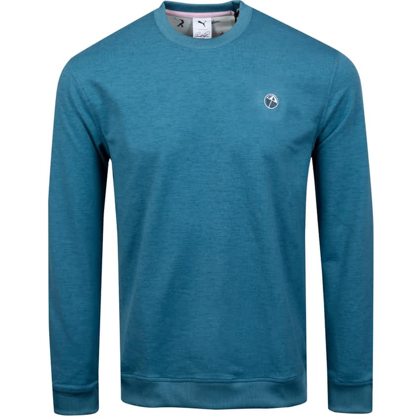 AP Cloudspun Crewneck Legion Blue Heather - SS21