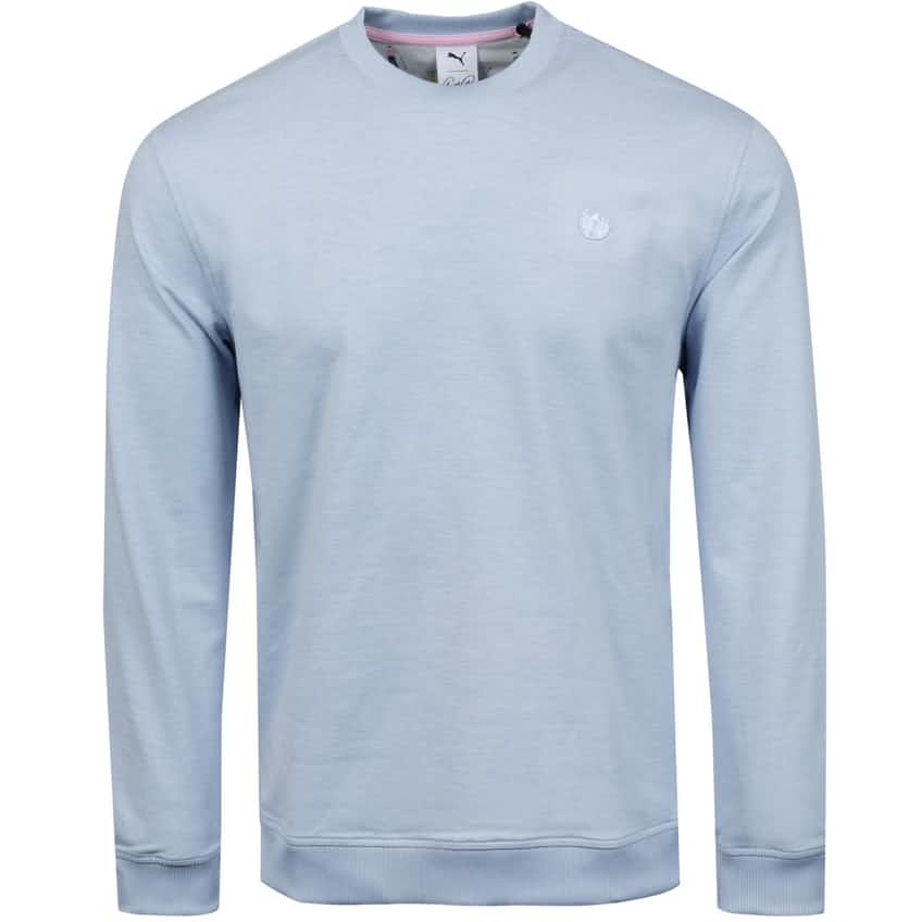 AP Cloudspun Crewneck Halogen Blue Heather - SS21