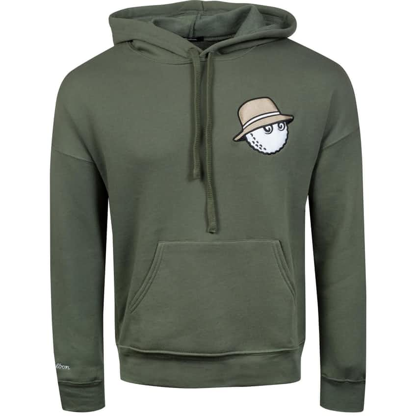 x TRENDYGOLF Cooper Hoodie Army Green - SS21