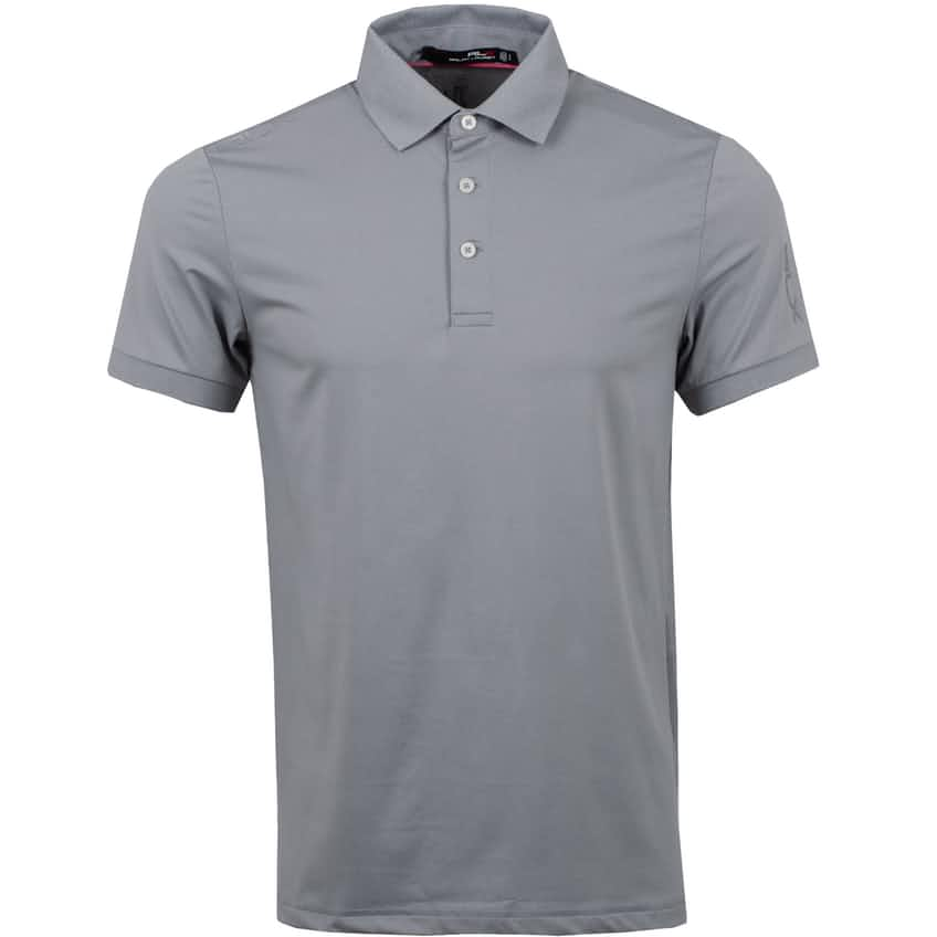Solid Airflow Jersey Light Grey Heather - SS21