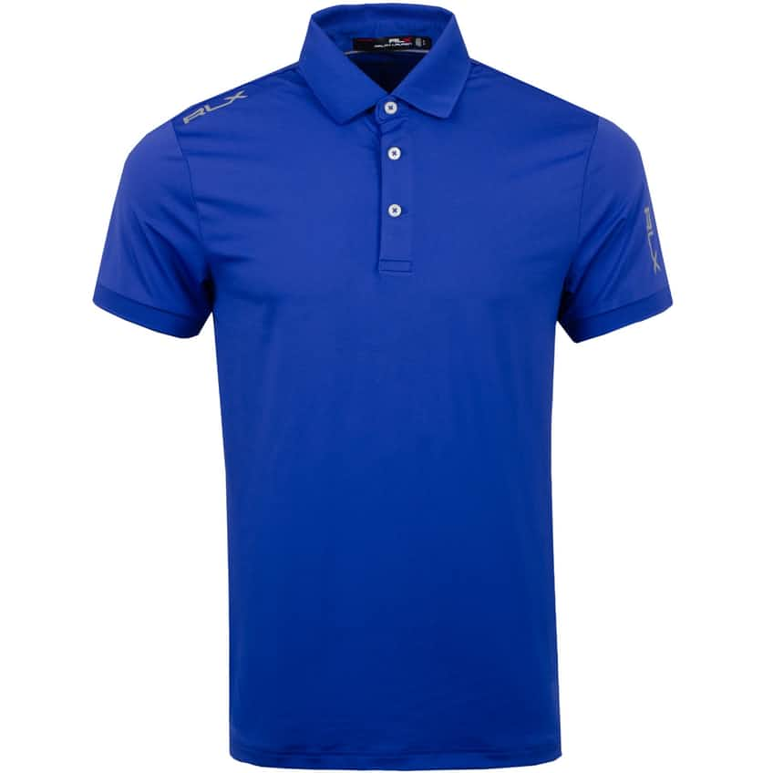Solid Airflow Jersey Royal Blue - 2021