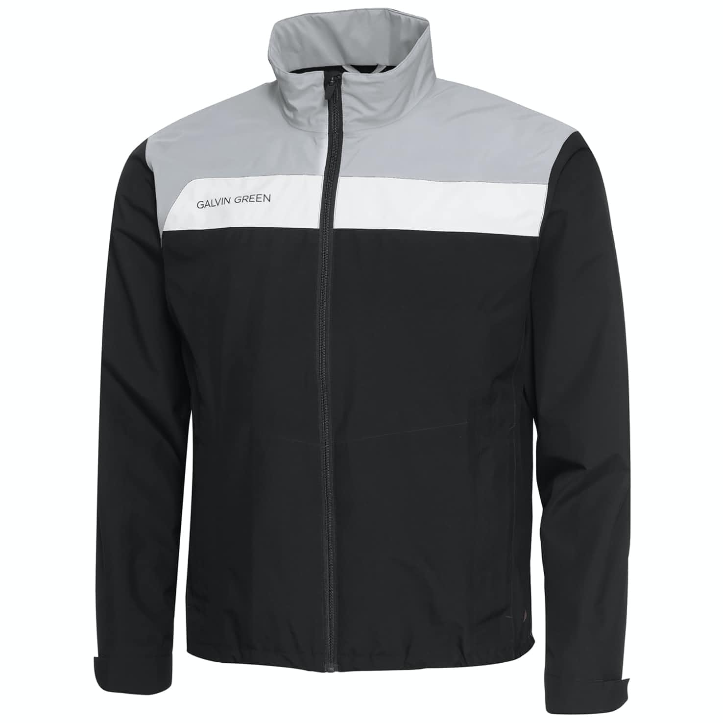 Austin Gore-Tex Jacket Black/Steel Grey/White - SS19