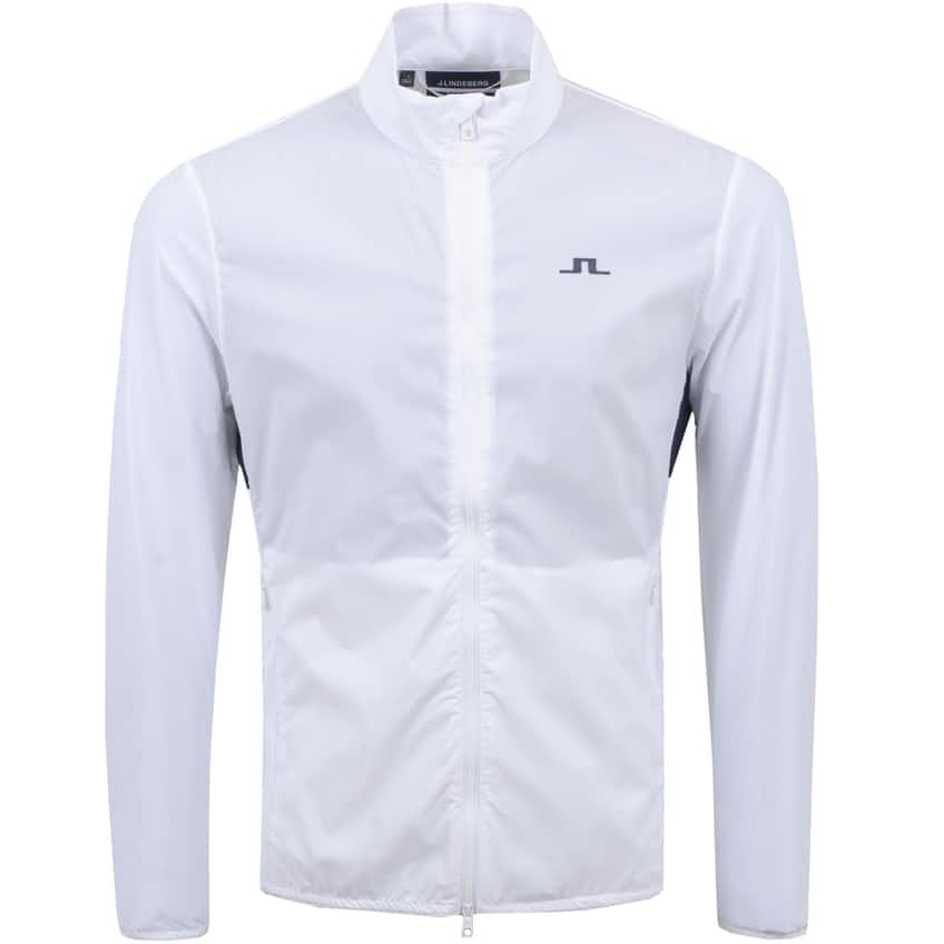 Dale Light High Performance Stretch Jacket White - SS21