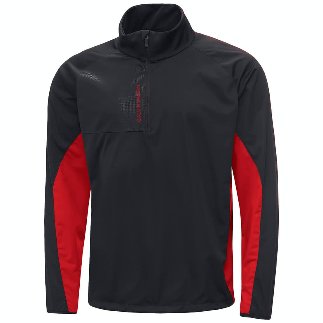 Lincoln Interface-1 HZ Jacket Black/Red - SS19