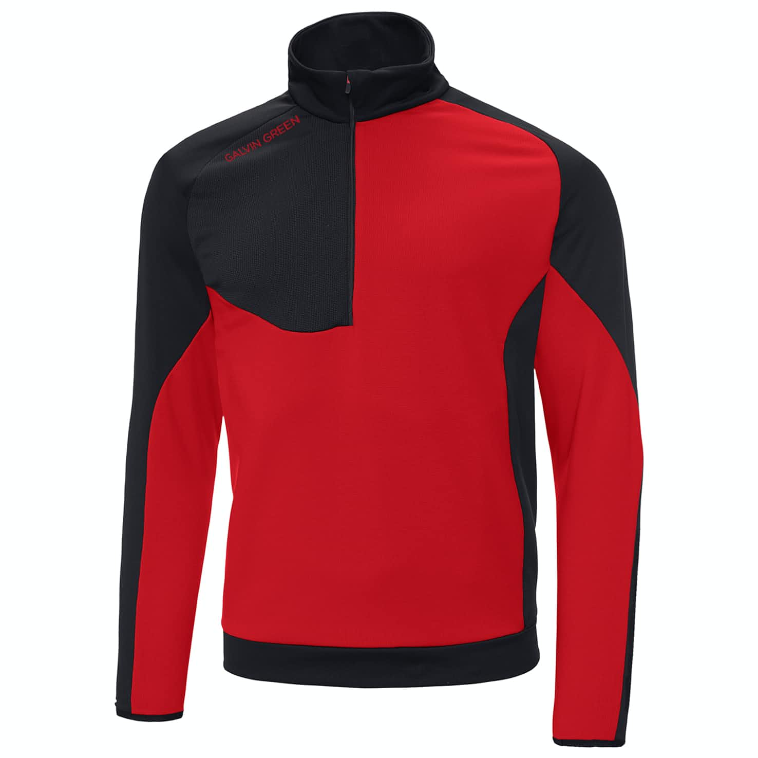 Deon Insula HZ Pullover Red/Black - SS19