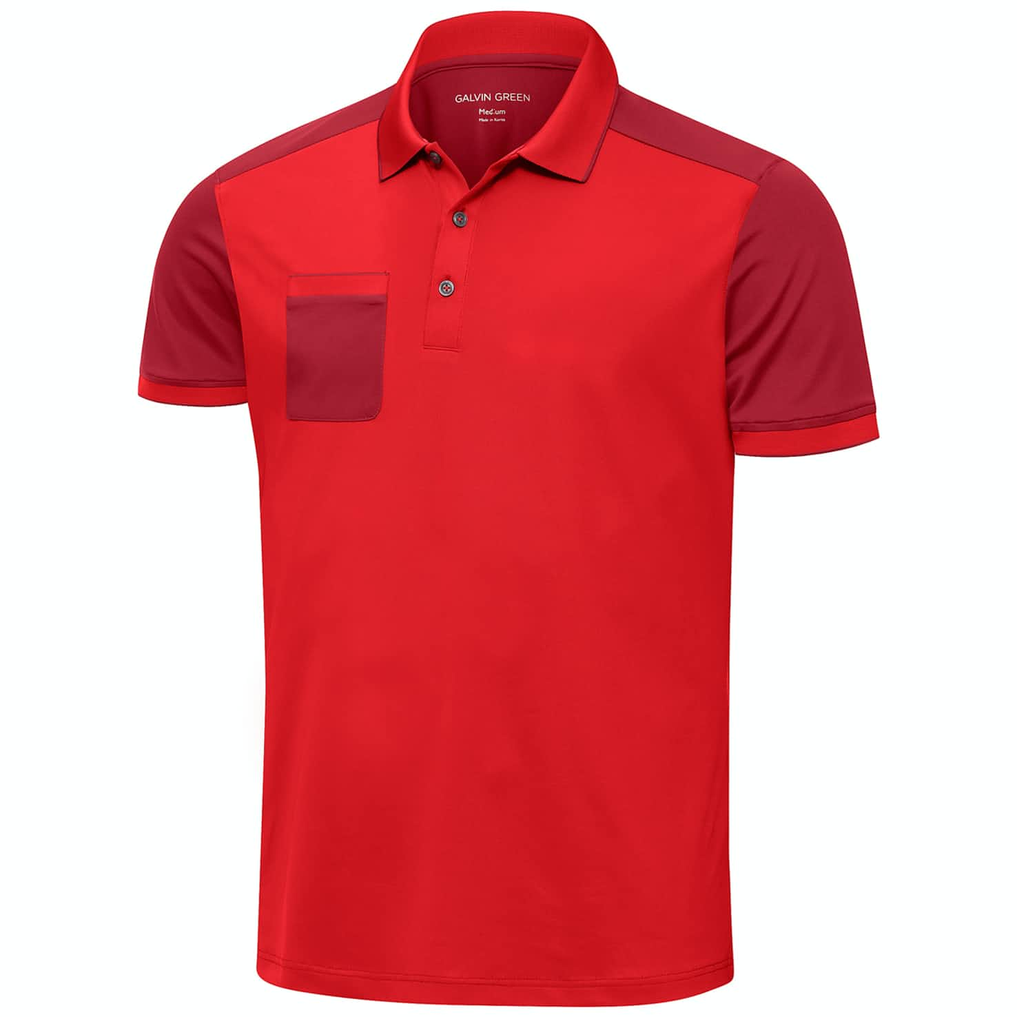 Maxim Ventil8 Plus Red/Electric Red - SS19