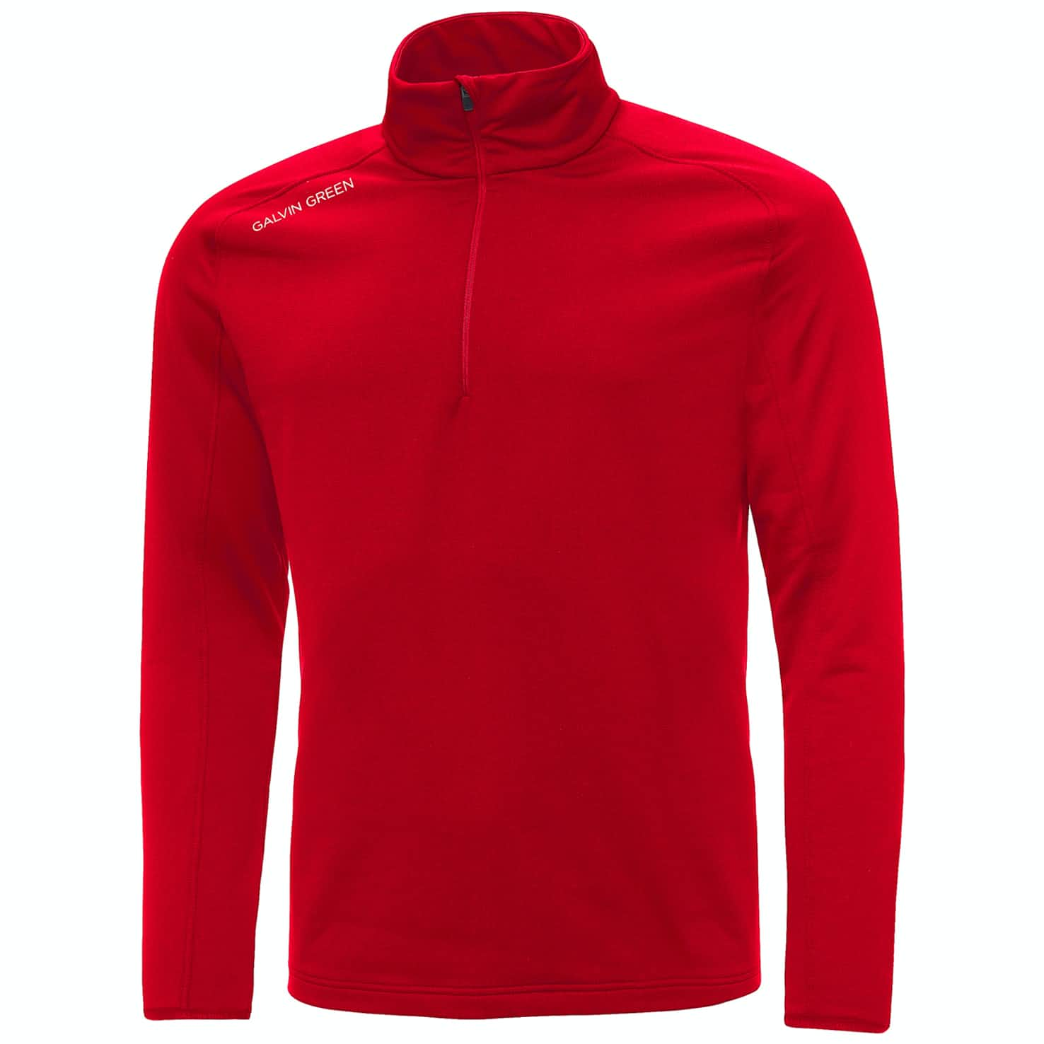 Drake Insula HZ Pullover Red - SS19