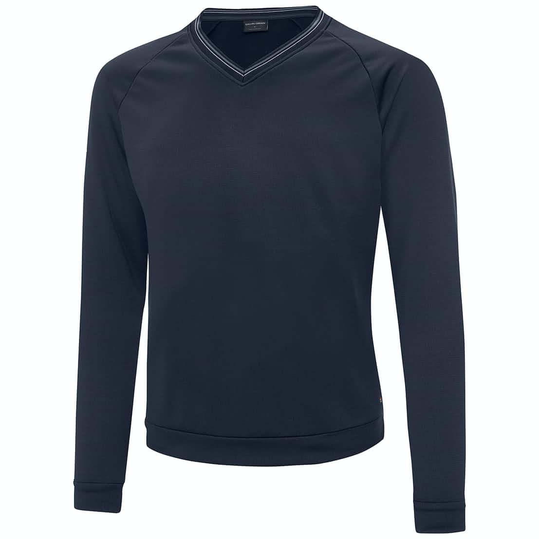 Deniz Insula V-Neck Sweater Navy - SS19