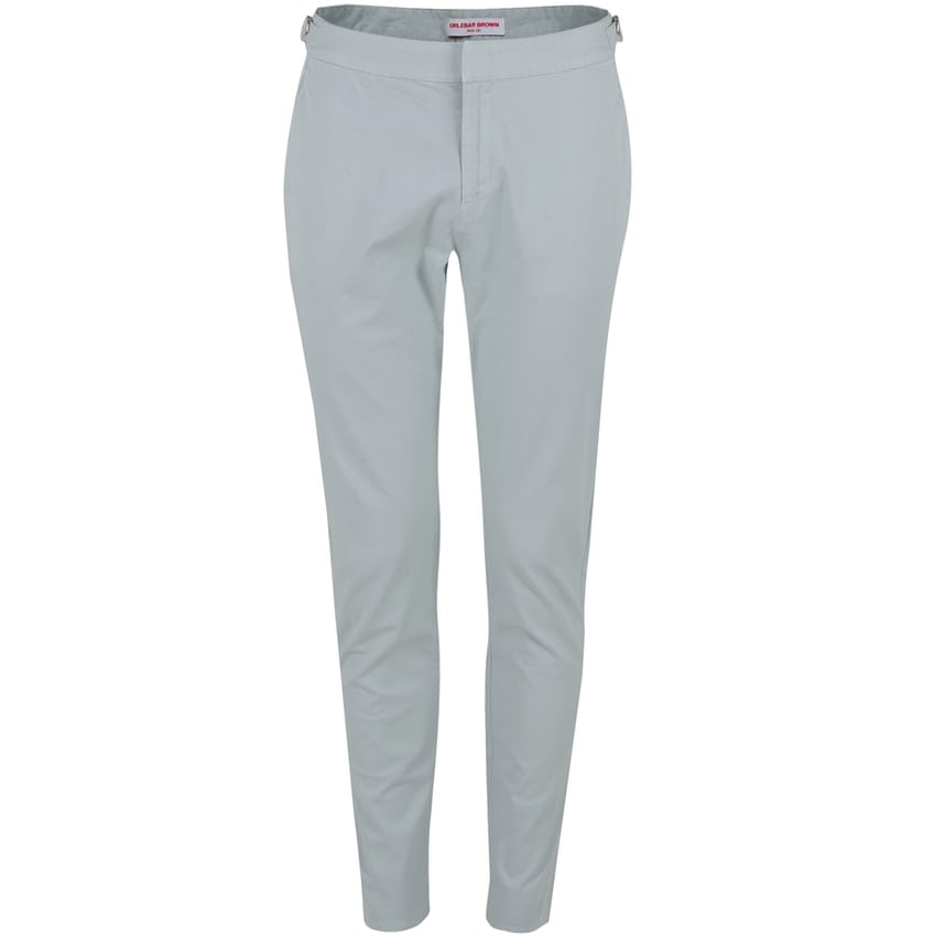 Campbell Slim Fit Trousers Rock Salt - SS21