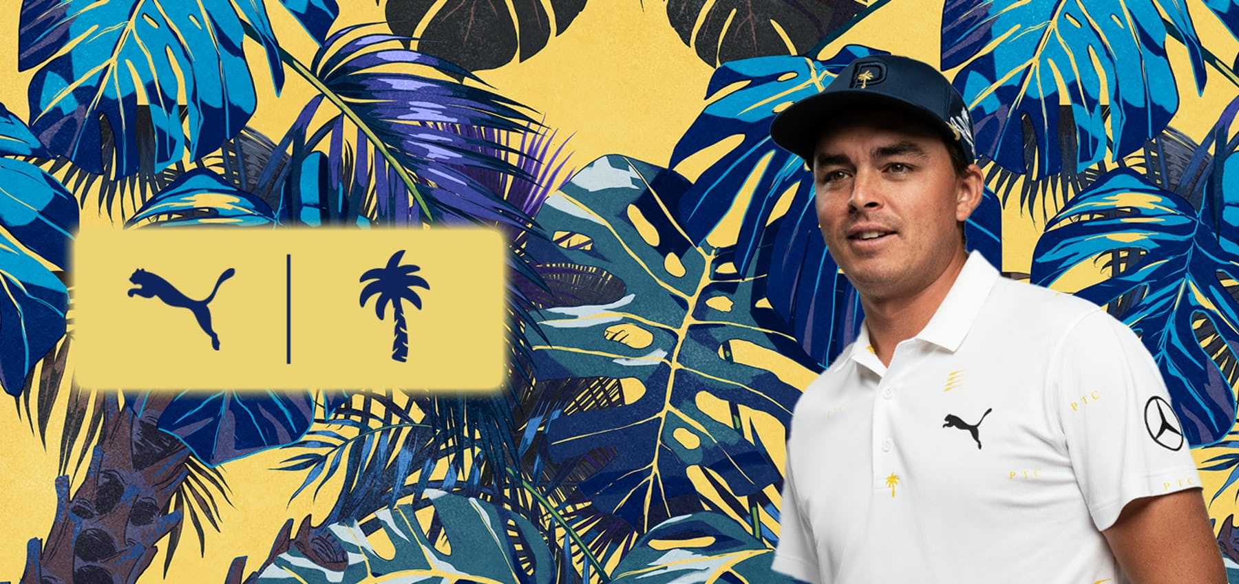 Puma Golf x Palm Tree Crew