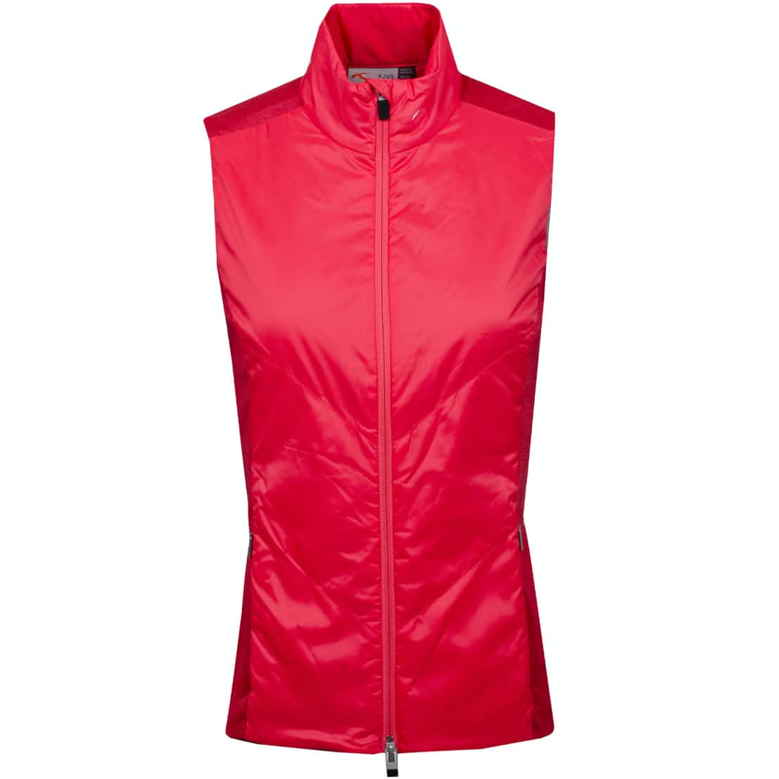 Womens Radiation Vest Rouge Red - SS19