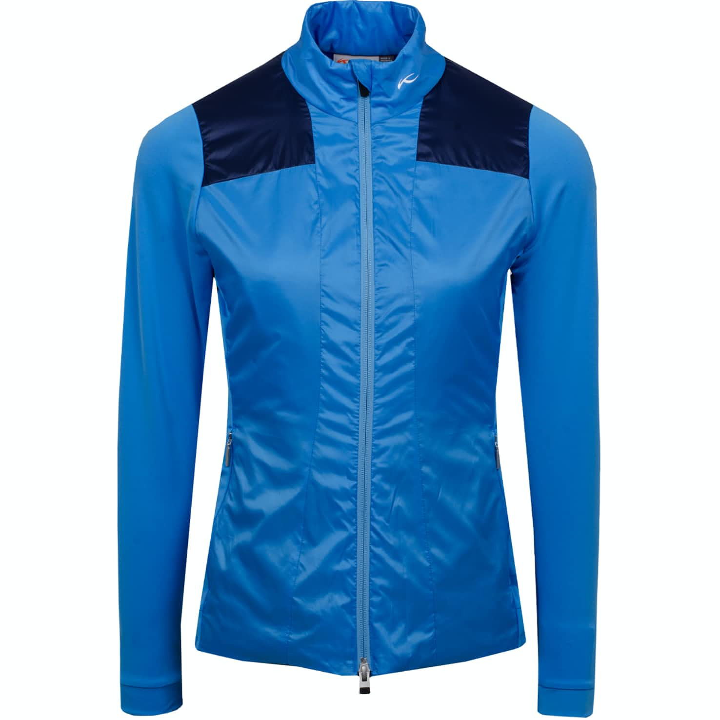 Womens Retention Jacket Azure Blue/Atlanta Blue - SS19