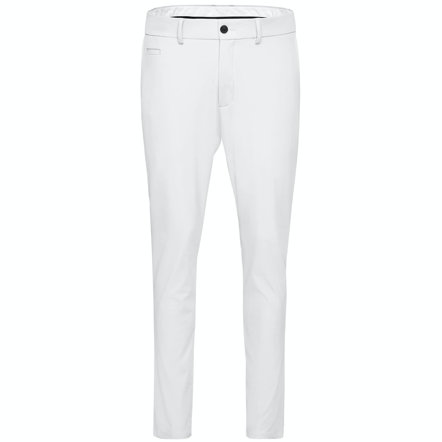 Ike Tailored Fit Trouser White - 2020