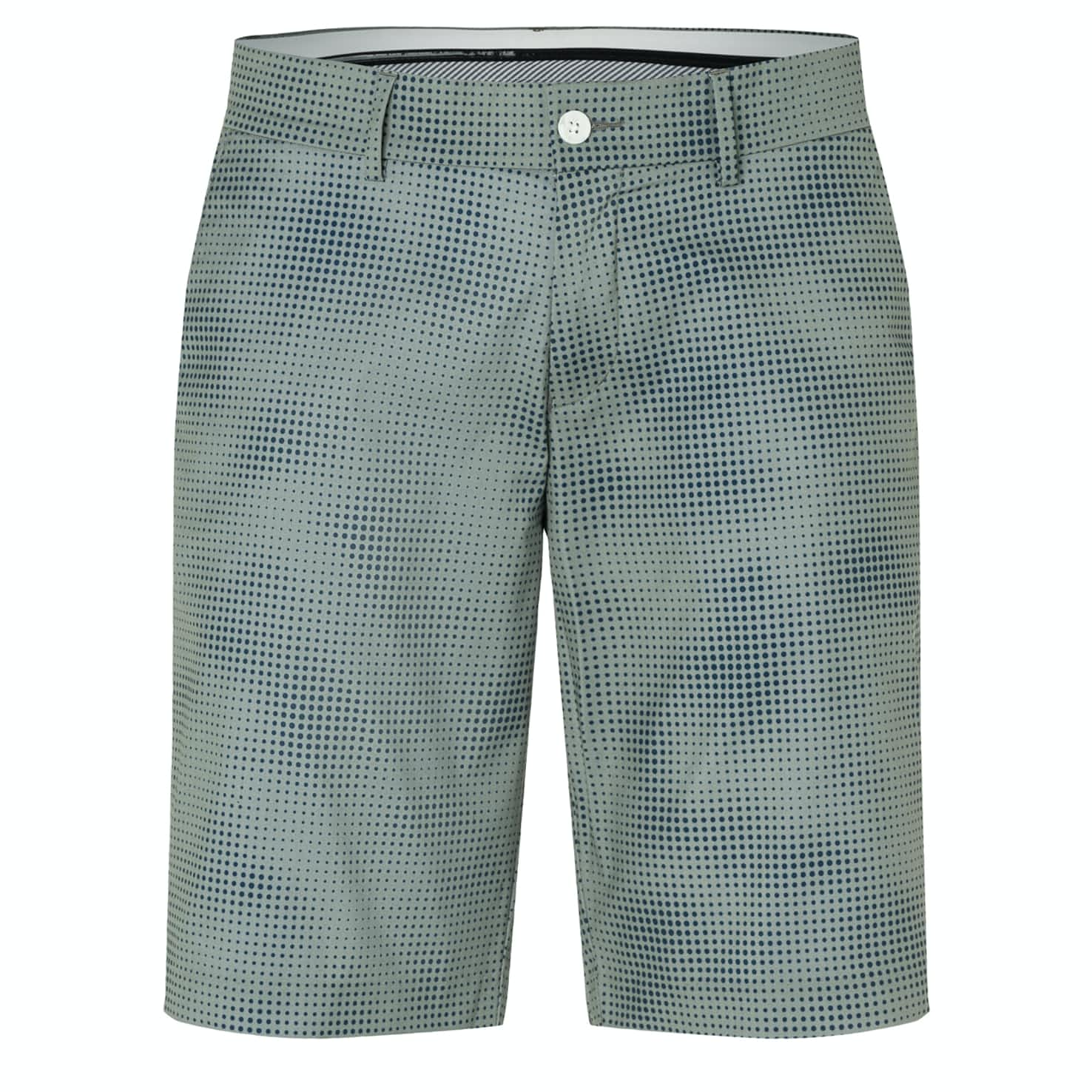 Inaction Printed Shorts Steel Grey - SS19