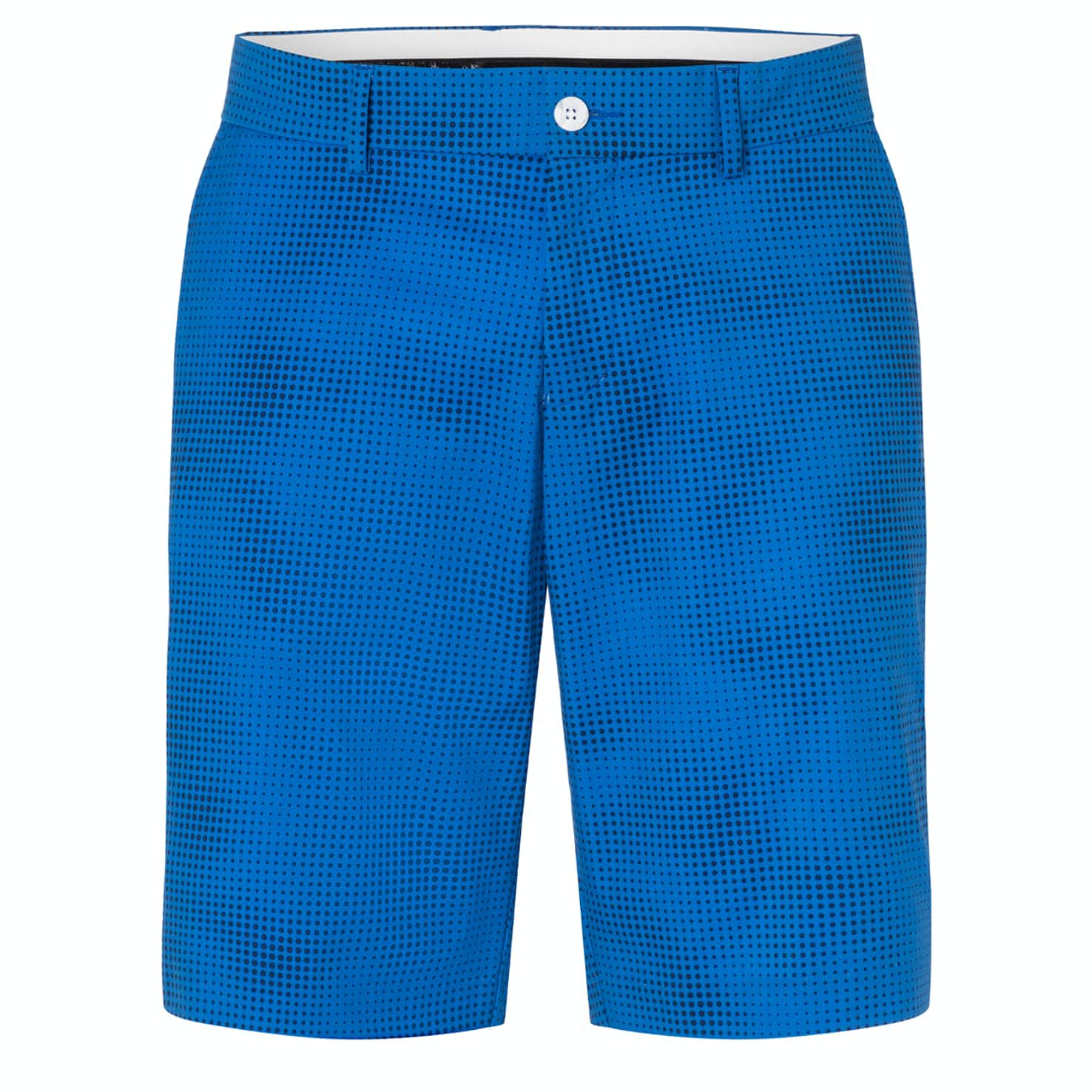 Inaction Printed Shorts Pacific Blue - SS19