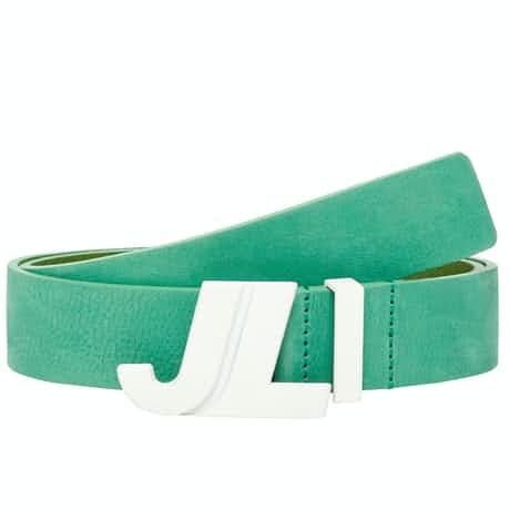JL Iconic Brushed Leather Golf Green - SS19