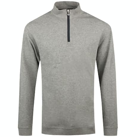 Half Zip Pullover Charcoal - SS19