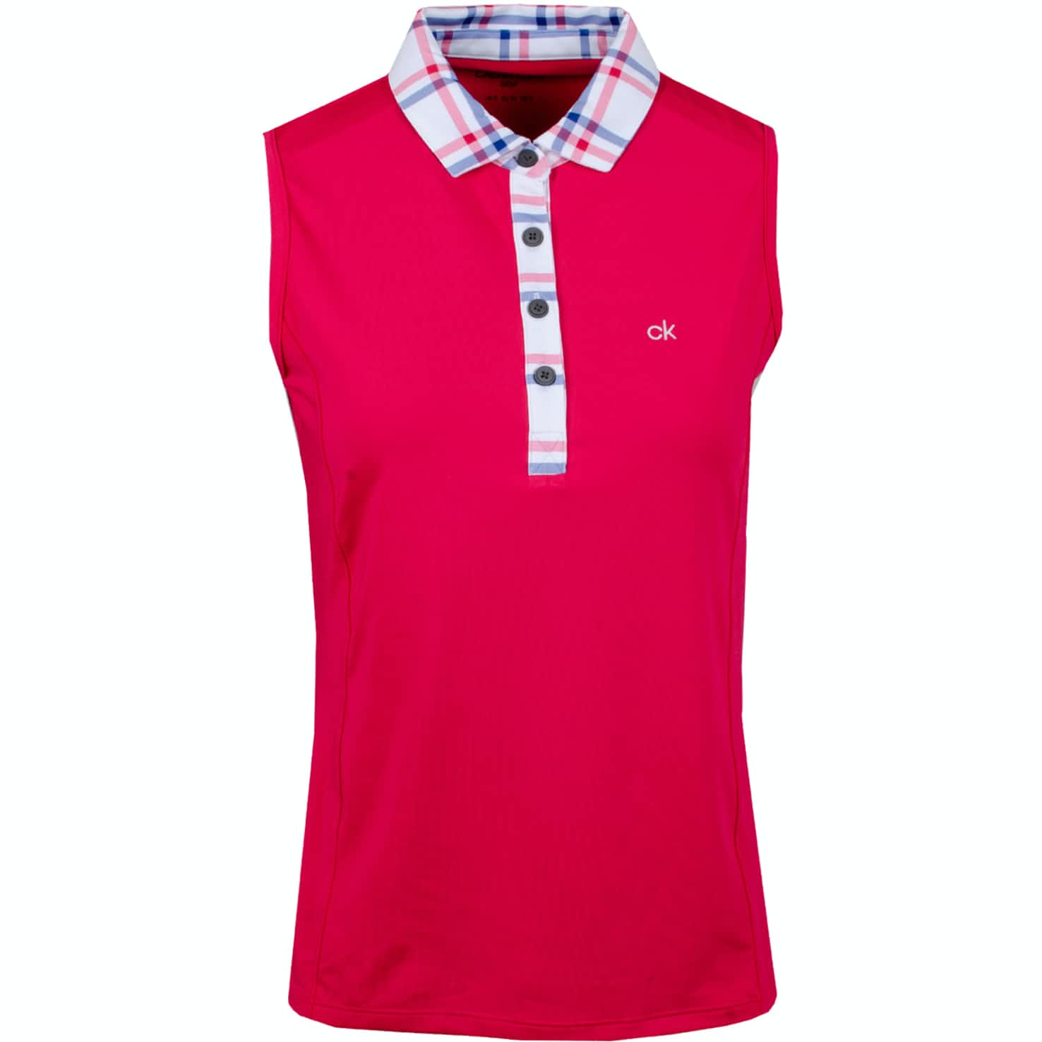 Womens Heritage SL Polo Punch Pink - SS19