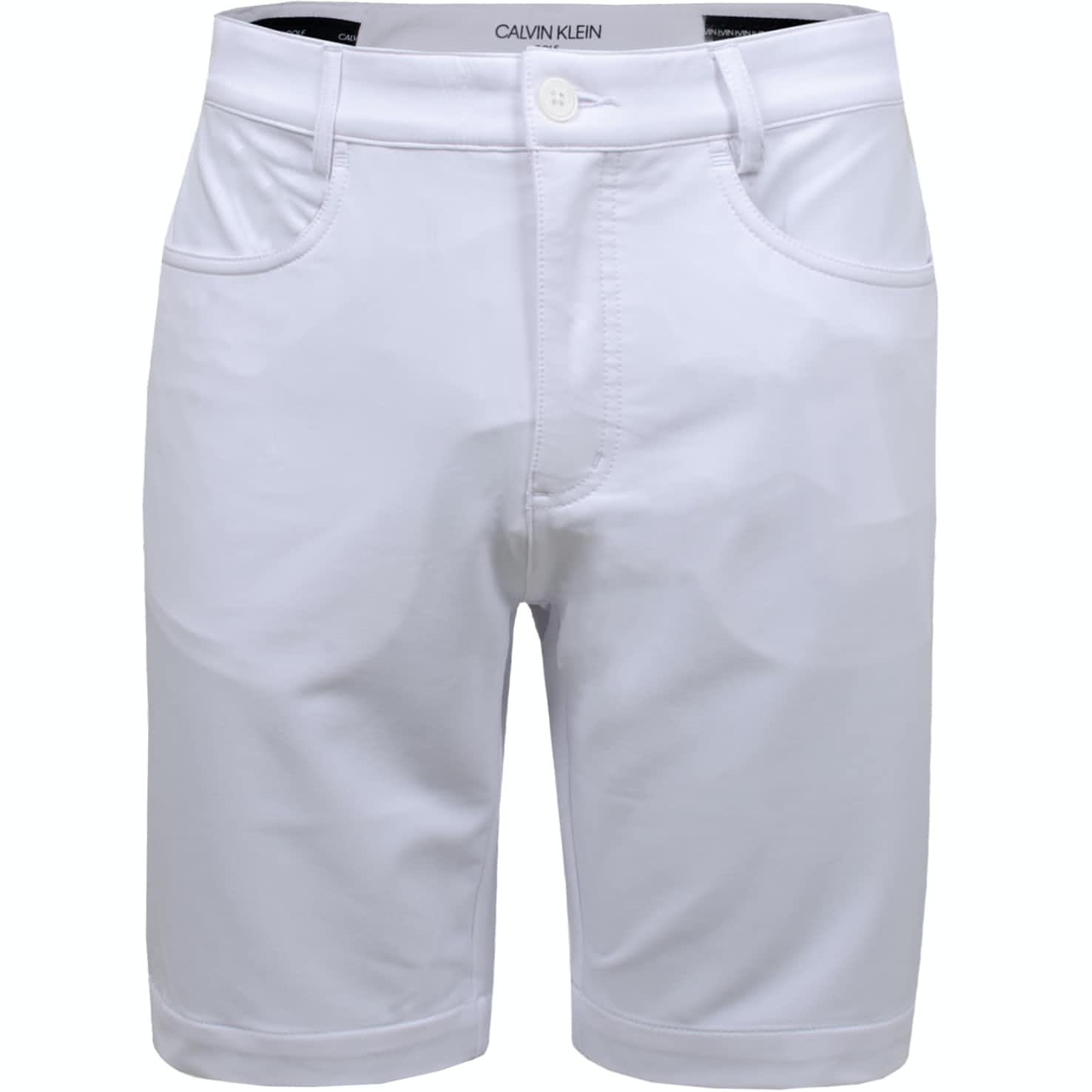 Genius Four-Way Stretch Shorts White - 2020