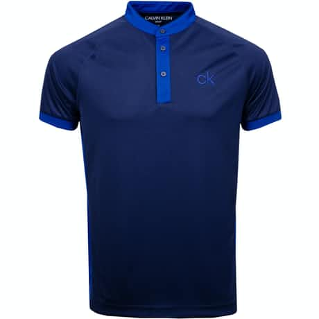 Systex Polo Navy/Cobalt - SS19