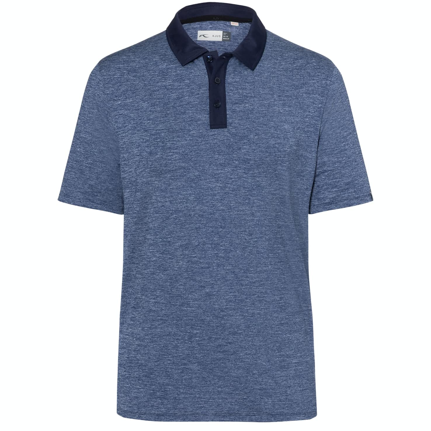 Luca Polo Atlanta Blue Melange - 2020