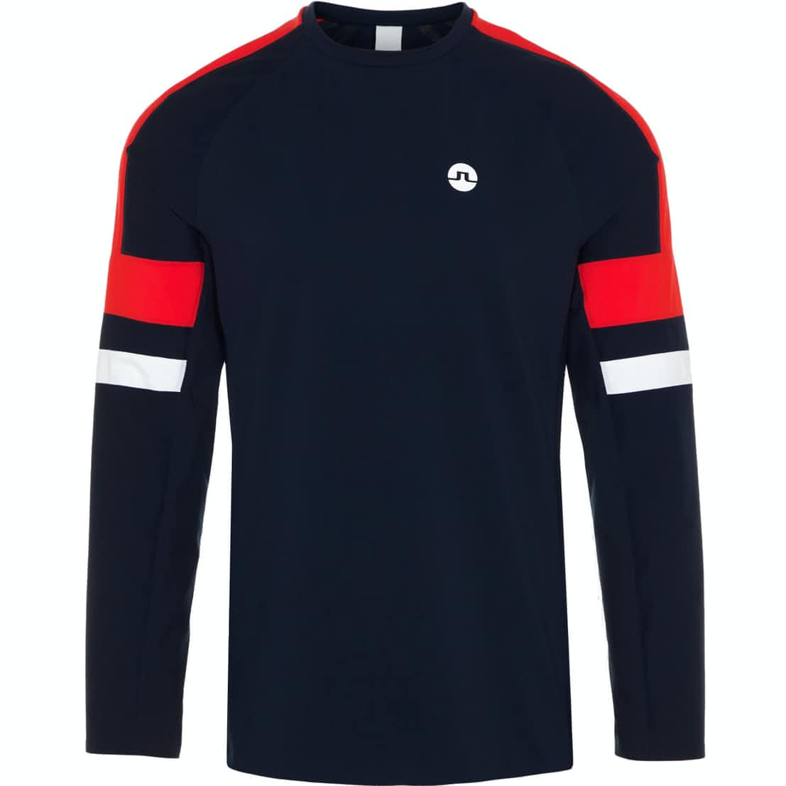 Sonic LS Compression Poly JL Navy - SS19