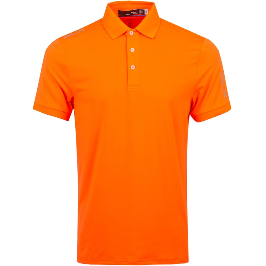 Solid Airflow Jersey Exotic Orange - SS21
