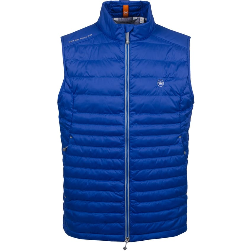 Hyperlight Quilted Vest Deep Ocean - SS21