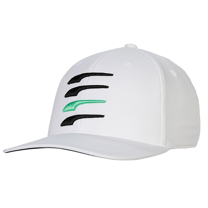 Moving Day 110 Snapback Cap Bright White - SS21