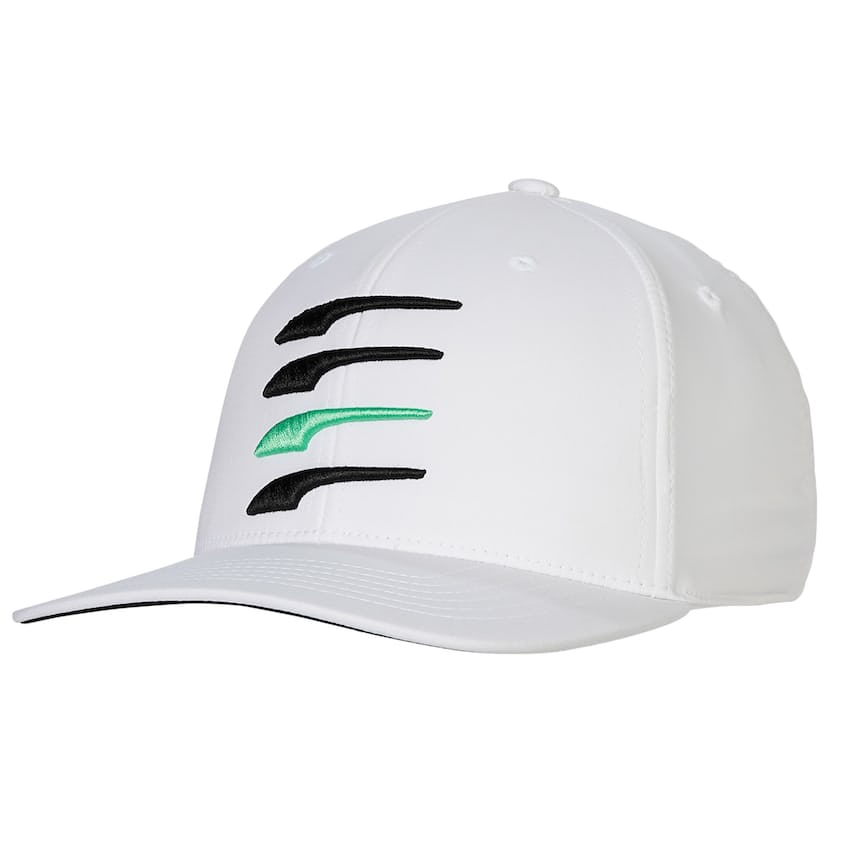 Moving Day 110 Snapback Cap Bright White - SS21 0