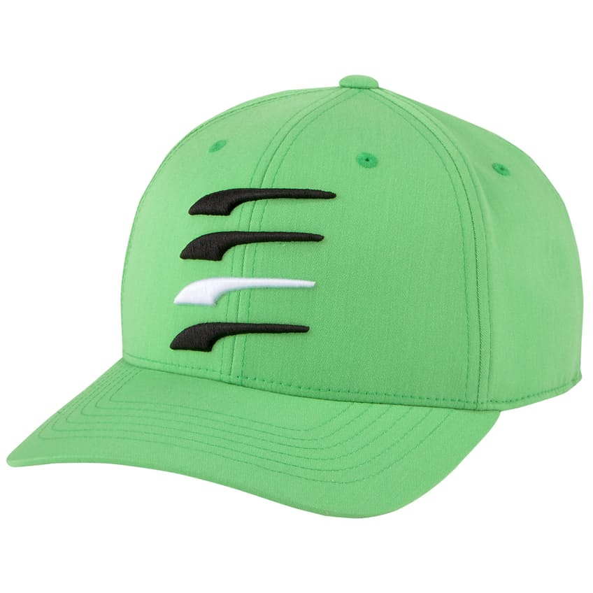 Moving Day 110 Snapback Cap Irish Green/Black/White - SS21