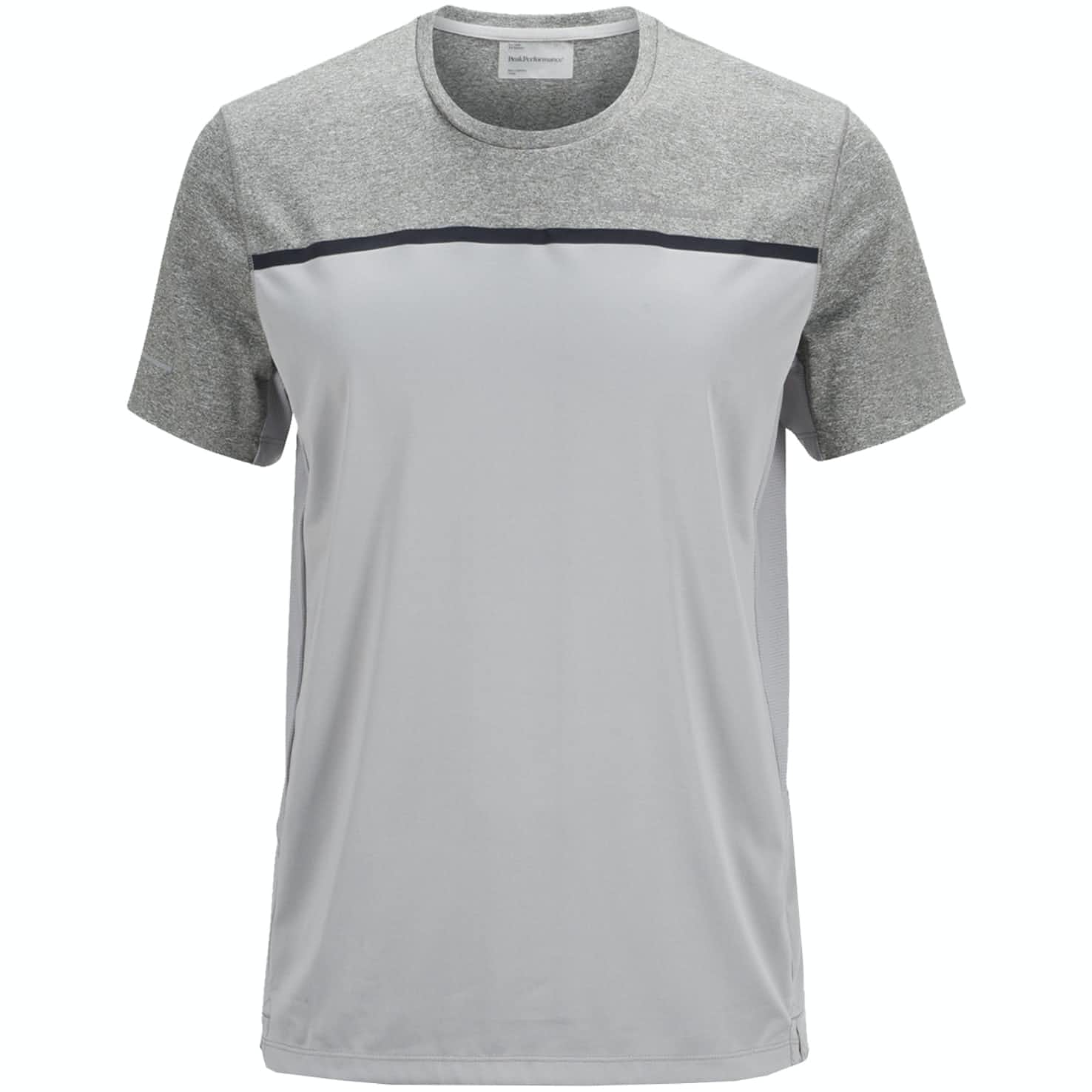 Rucker Tee Coin Grey