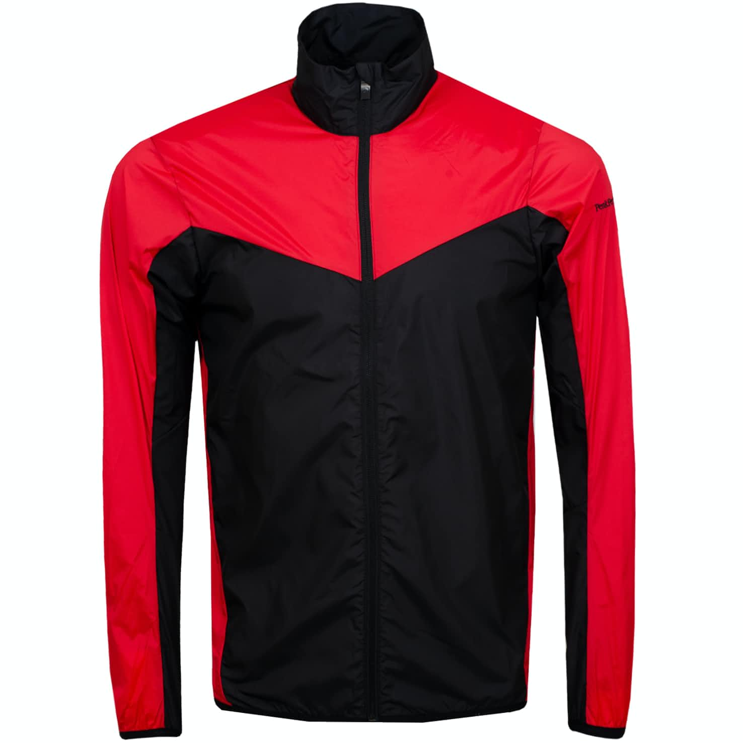 Meadow Wind Jacket Chinese Red - 2019